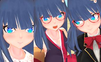 3D模拟少女游戏