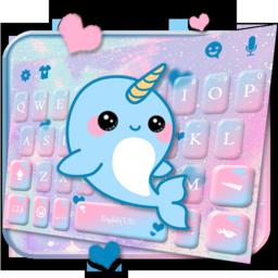 可爱独角鲸Lovely Unicorn Whale软件