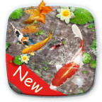 3D Koi Fish Launcher5.34安卓手机版