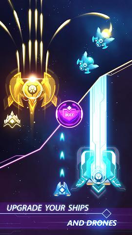 空中打击银河射手游戏截图