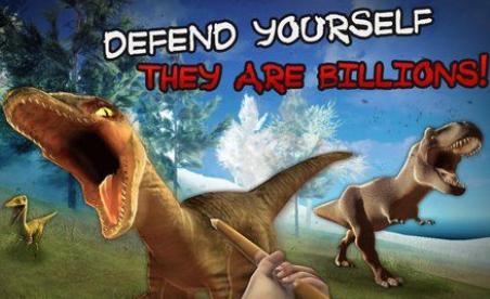 侏罗纪演变世界手游截图