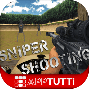 3d Simulator Sniper Shooting手游