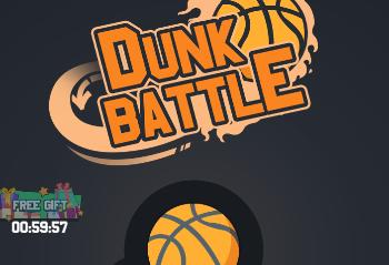 扣篮大战(Dunk Battle)