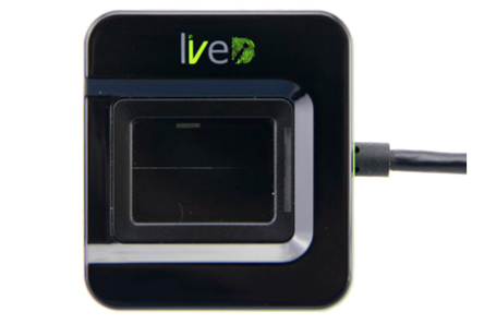 zkteco中控智慧Live20R指纹采集器skd开发包
