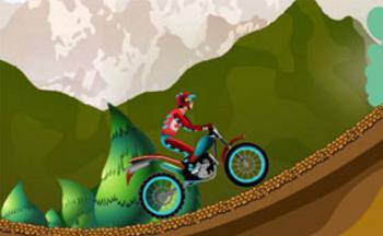 山地摩托游戏大全