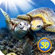 海龟家庭模拟器手游(Turtle Family)