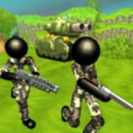 火柴人坦克战争模拟器手游