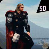 终极雷神模拟器3D