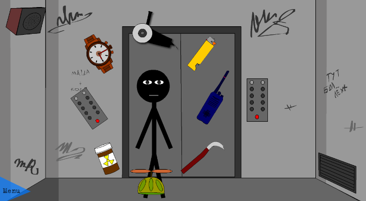 电梯逃离(Lift Escape Stick)截图