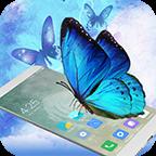 蝴蝶在手机飞舞中文版