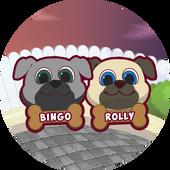 宾果和罗利(Bingo and Rolly)