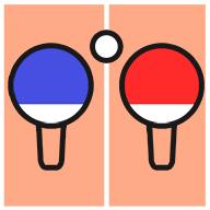 小人乒乓球(ping pong tenis)