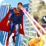 超人模拟器2018(Flying Superman Simulator 2018)