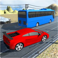 城市公路交通竞赛(city highway traffic racing)