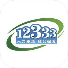 掌上12333社保自助认证app
