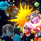 惊人的柯比太空战争(Amazing Kirby Space War)