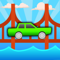史��蛄航ㄔ煺�(Epic Bridge Builder)