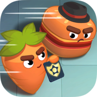 胡�}卜警察�髌媸钟�(COPS: Carrot Officer Puzzle Saga)
