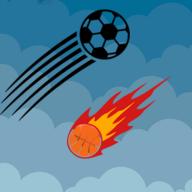蹦蹦跳跳的篮球(Bouncing Ball Rush Run Arcade Game)