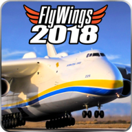2018飞行模拟器(Flight Simulator 2018 FlyWings Free)1.1.0 手机版