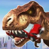 雷克斯城市恐龙模拟器(T Rex City)1.0 安卓最新版