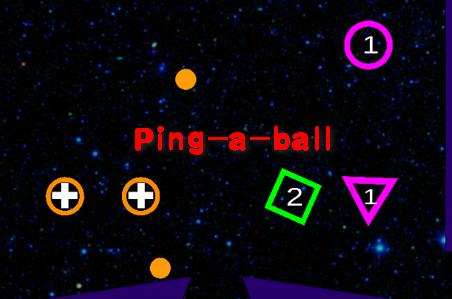 弹跳乒乓球(Ping-a-ball)
