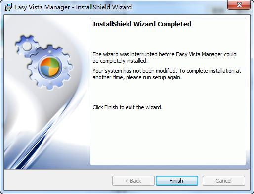 Easy Vista Manage(系统控制优化)