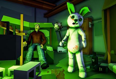 邪恶兔子鬼屋逃脱2019(The Creepy Bunny House)