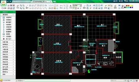 CAD迷你家装(家装设计软件)