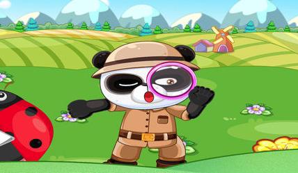 熊猫老师虫虫大作战