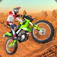 摩托车越野竞技赛(Motocross Racing)