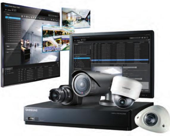 SAMSUNG安防SSM视频监控综合管理平台截图2
