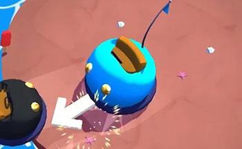 球球碰撞游戏_抖音碰撞大作战