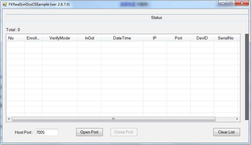 浩顺(Hysoon)设备管理软件截图2