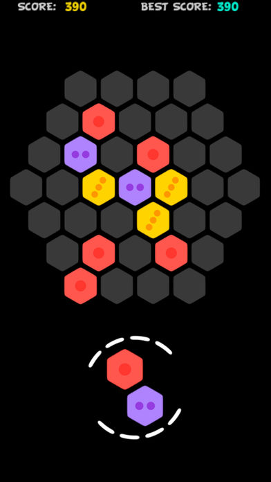 2048Bubble手游截图