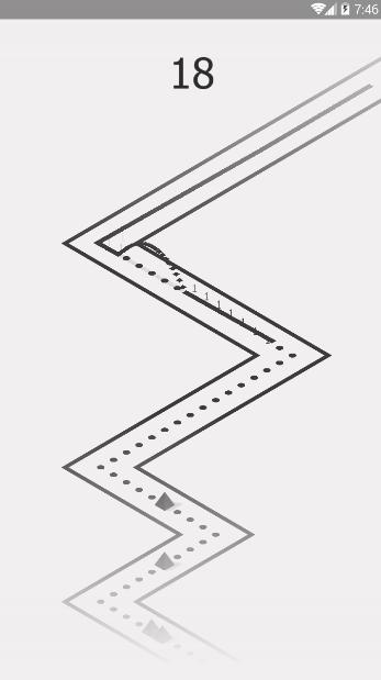 之字形线手游截图