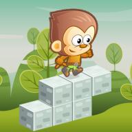 蹦跳动物园(Jumpy Zoo Bouncy Cube Dash)
