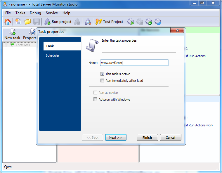 服务器可用性监控(Total Server Monitor)截图0