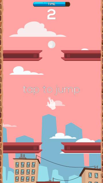 惊险跳跃(Jumpy Jump)截图