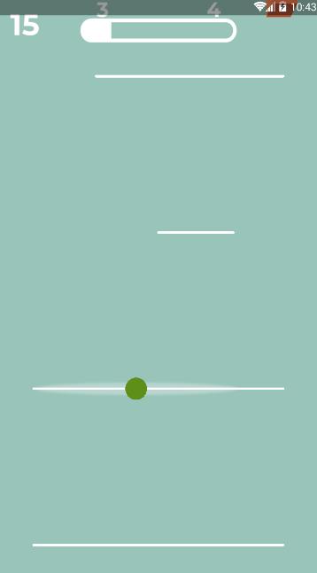 吊球冒险(Sling Ball Adventure)截图
