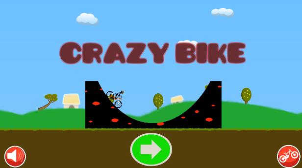 疯狂的自行车截图