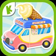 宝宝美味厨房巴士游戏1.0.3 安卓版