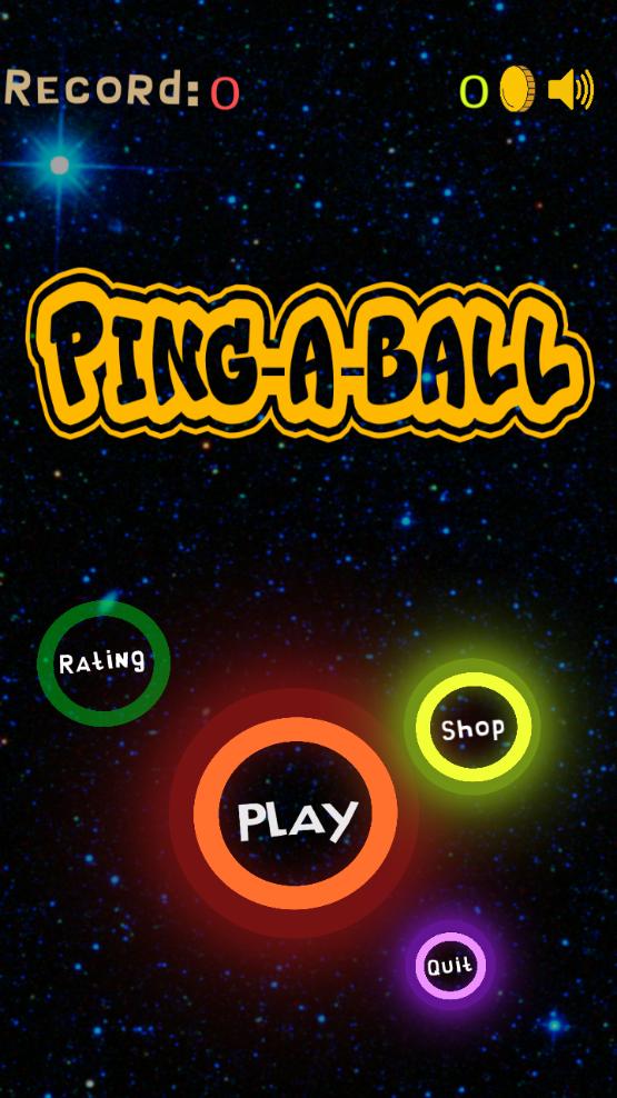 弹跳乒乓球(Ping-a-ball)截图