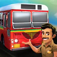 巴士模拟器印度2018(Bus Simulator India 2018)