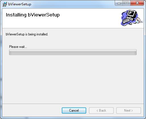 蓝色星际录像视频查看软件(bViewer)截图1