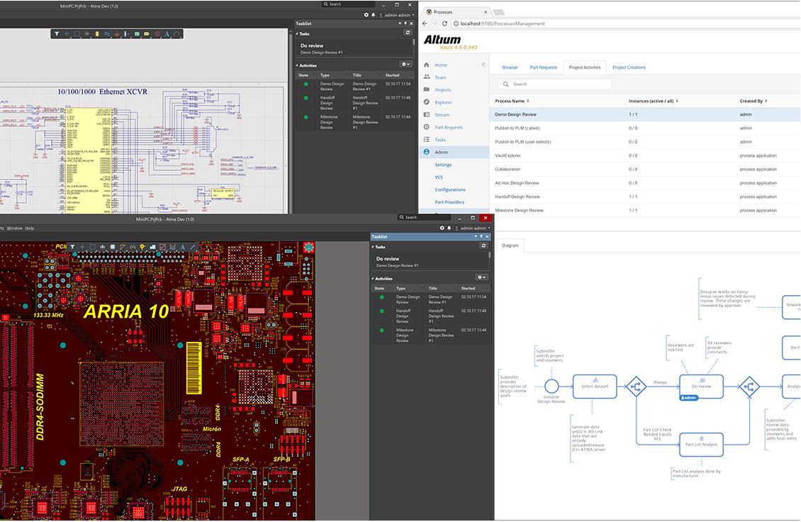 ALTIUM NEXUS(PCB 协同设计工具)截图0