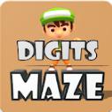 数字迷宫(Digits Maze)