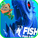 3D大鱼吃小鱼手游(3D Feed and Grow`draith fish)