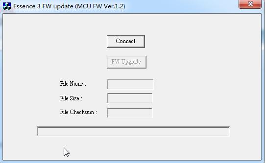 华硕Essence III MCU FW工具截图0
