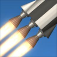抖音用零件造火箭游戏(Spaceflight Simulator)